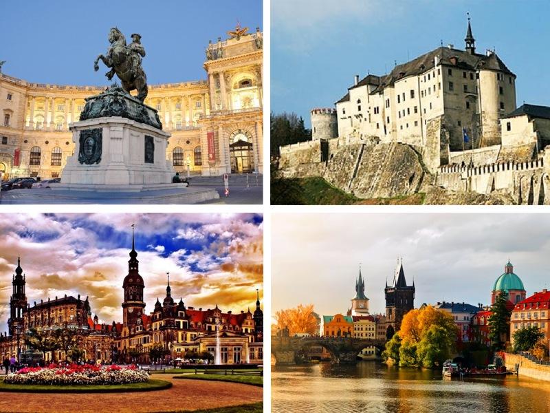 Туры в европу из праги
