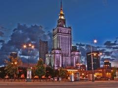 Варшава 2 ночлега - от Туроператора | Магнифик Тревел
