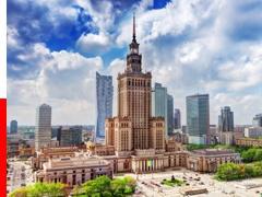 Варшава без ночных переездов - от Туроператора | Магнифик Тревел