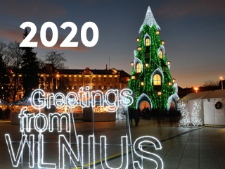 Новый год 2020 в Вильнюсе - от Туроператора | Магнифик Тревел