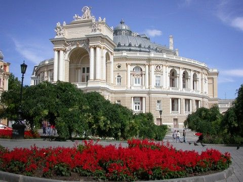 Тур в Одессу на майские + Киев - от Туроператора | Магнифик Тревел