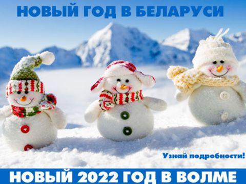 Новый год в «Волме» - Новый год в Беларуси - от Туроператора   Магнифик Тревел